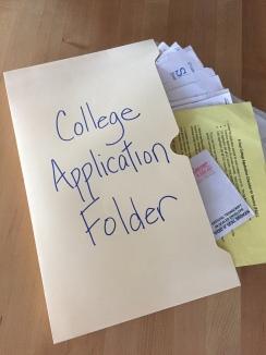 College App Folder